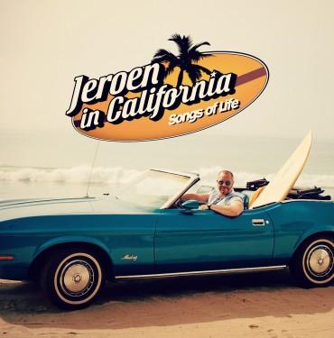 Nieuw RTL 4 programma'Jeroen in California - Songs Of Life Jeroen van Koningsbrugge komt met album, TV programma en concert Songs Of Life